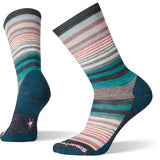 Women's Jovian Stripe Socks-Smartwool-Everglade-S-Uncle Dan's, Rock/Creek, and Gearhead Outfitters