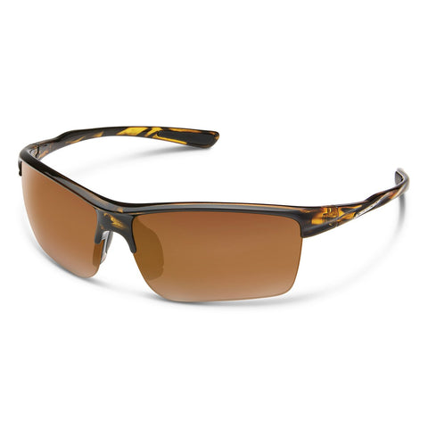 Sable Sunglasses (Medium Fit)-Suncloud-Tortoise/Polarized Brown-Uncle Dan's, Rock/Creek, and Gearhead Outfitters