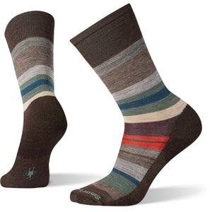 Men's Saturnsphere Socks-Smartwool-Chestnut Pine Gray-XL-Uncle Dan's, Rock/Creek, and Gearhead Outfitters