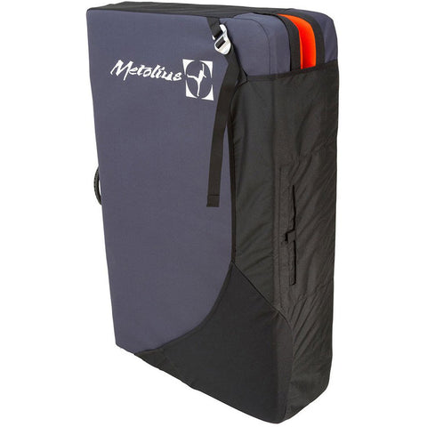 Session Crashpad-Metolius-Black/Gray-Uncle Dan's, Rock/Creek, and Gearhead Outfitters
