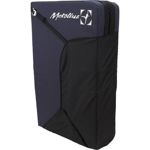 Session II Crash Pad-Metolius-Black/Gray-Uncle Dan's, Rock/Creek, and Gearhead Outfitters
