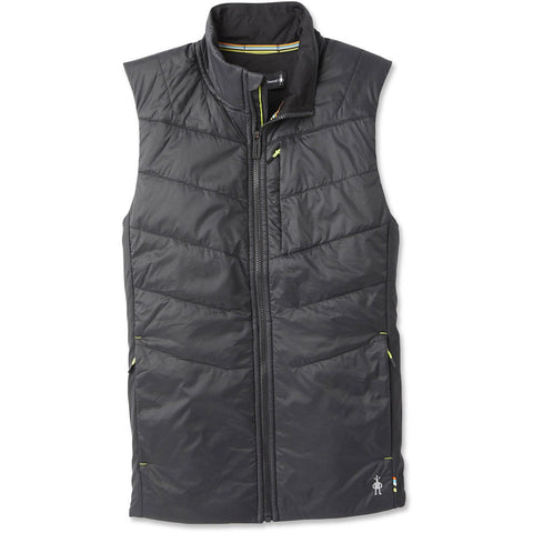 Men's Smartloft-X 60 Vest - Clearance-Smartwool-Black-S-Uncle Dan's, Rock/Creek, and Gearhead Outfitters