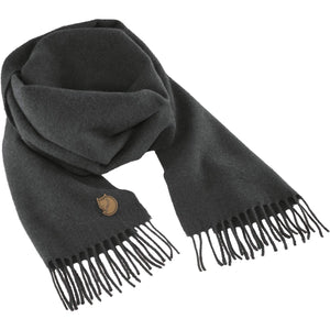 Solid Re-Wool Scarf-Fjallraven-Dark Grey-Uncle Dan's, Rock/Creek, and Gearhead Outfitters
