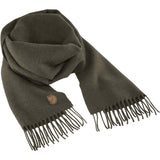 Solid Re-Wool Scarf-Fjallraven-Deep Forest-Uncle Dan's, Rock/Creek, and Gearhead Outfitters