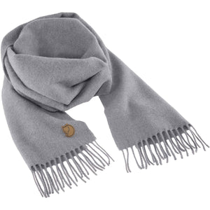 Solid Re-Wool Scarf-Fjallraven-Grey-Uncle Dan's, Rock/Creek, and Gearhead Outfitters