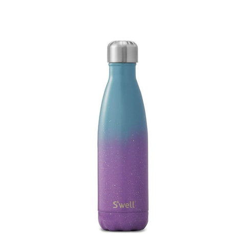 Solstice Collection Insulated Water Bottle 17 oz-S'well-Blue Red-Uncle Dan's, Rock/Creek, and Gearhead Outfitters