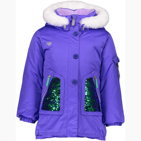 Kids Sparkle-Girl Jacket-Obermeyer-Free Reign-2-Uncle Dan's, Rock/Creek, and Gearhead Outfitters