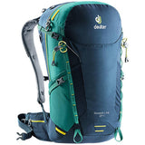 Speed Lite 24 Daypack-Deuter-Navy/Alpine Green-Uncle Dan's, Rock/Creek, and Gearhead Outfitters