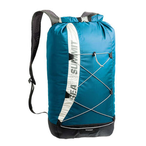 Sprint Drypack 20L-Sea to Summit-Blue-Uncle Dan's, Rock/Creek, and Gearhead Outfitters