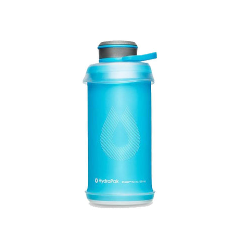 Stash Water Bottle 750ml-HydraPak-Malibu Blue-Uncle Dan's, Rock/Creek, and Gearhead Outfitters
