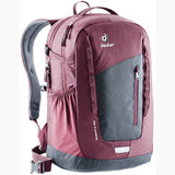 Step Out 22-Deuter-Graphite/Maroon-Uncle Dan's, Rock/Creek, and Gearhead Outfitters