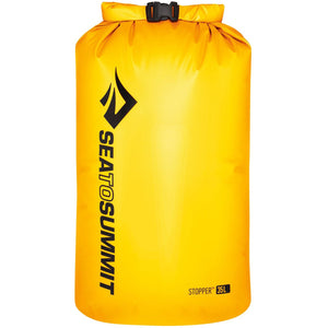 Stopper Dry Bag - 35L-Sea to Summit-Yellow-Uncle Dan's, Rock/Creek, and Gearhead Outfitters