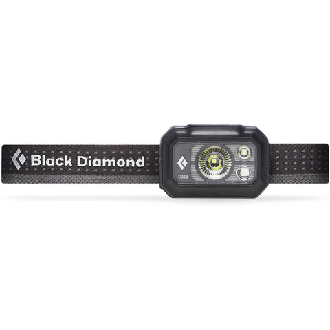 Storm375 Headlamp-Black Diamond-Black-Uncle Dan's, Rock/Creek, and Gearhead Outfitters