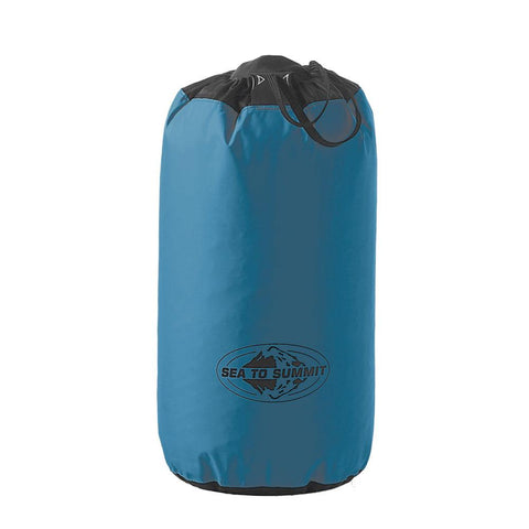 Nylon Stuff Sack 4L-Sea to Summit-Pacific Blue-Uncle Dan's, Rock/Creek, and Gearhead Outfitters