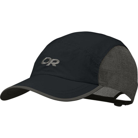 Swift Cap-Outdoor Research-Black/Dark Grey-Uncle Dan's, Rock/Creek, and Gearhead Outfitters