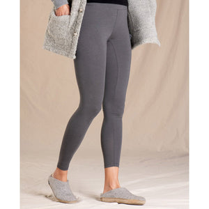 Women's Lean Legging - Clearance-Toad&Co-Soot-XS-Uncle Dan's, Rock/Creek, and Gearhead Outfitters