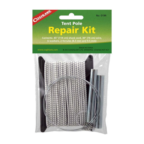 Tent Pole Repair Kit-Coghlan's-Uncle Dan's, Rock/Creek, and Gearhead Outfitters