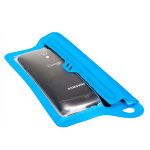 TPU Guide Waterproof Case for Smartphones-Sea to Summit-Blue-Uncle Dan's, Rock/Creek, and Gearhead Outfitters