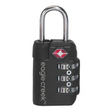 Travel Safe TSA Lock-Eagle Creek-Graphite-Uncle Dan's, Rock/Creek, and Gearhead Outfitters