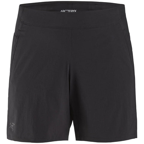 "Women's Taema Short 6""-Arc'teryx-Black-S-Uncle Dan's, Rock/Creek, and Gearhead Outfitters"