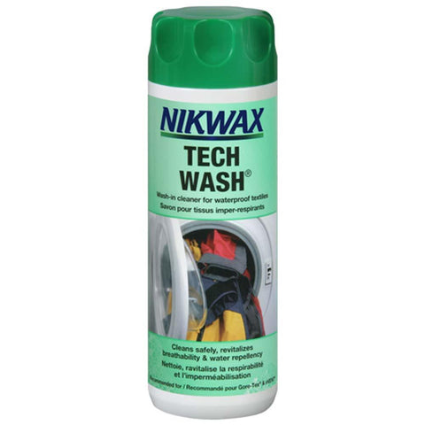 Waterproof Tech Wash 10oz-NikWax-Uncle Dan's, Rock/Creek, and Gearhead Outfitters