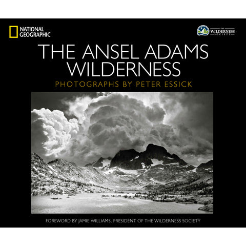 The Ansel Adams Wilderness Book-National Geographic Maps-Uncle Dan's, Rock/Creek, and Gearhead Outfitters