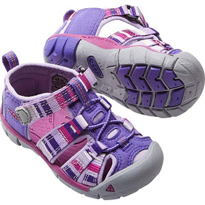 Toddlers Seacamp II CNX Sandal-KEEN-Liberty Raya-4-Uncle Dan's, Rock/Creek, and Gearhead Outfitters