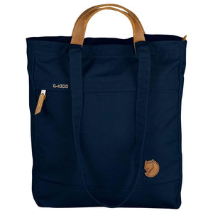 Totepack No. 1-Fjallraven-Navy-Uncle Dan's, Rock/Creek, and Gearhead Outfitters