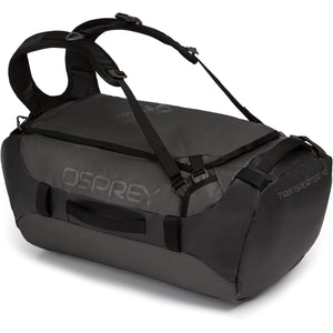 Transporter 40 Expedition Duffel-Osprey-Black-Uncle Dan's, Rock/Creek, and Gearhead Outfitters