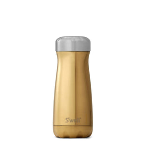 Traveler Metallic Insulated Water Bottle 16 oz-S'well-Yellow Gold-Uncle Dan's, Rock/Creek, and Gearhead Outfitters