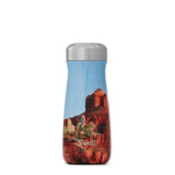 Traveler National Parks Insulated Water Bottle 16 oz-S'well-Oasis-Uncle Dan's, Rock/Creek, and Gearhead Outfitters
