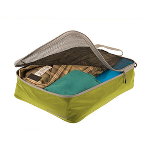 Travelling Light Garment Mesh Bag - Medium-Sea to Summit-Lime Green-Uncle Dan's, Rock/Creek, and Gearhead Outfitters