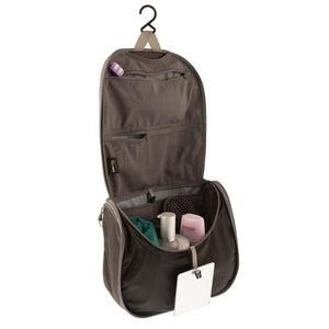 Travelling Light Hanging Toiletry Bag - Small-Sea to Summit-Black-Uncle Dan's, Rock/Creek, and Gearhead Outfitters