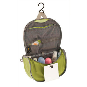Travelling Light Hanging Toiletry Bag - Small-Sea to Summit-Lime Green-Uncle Dan's, Rock/Creek, and Gearhead Outfitters