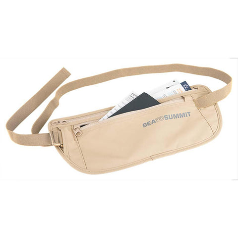 Travelling Light Money Belt-Sea to Summit-Sand-Uncle Dan's, Rock/Creek, and Gearhead Outfitters