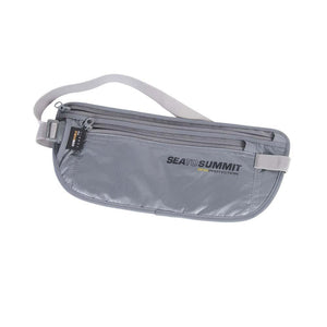 Travelling Light Money Belt RFID-Sea to Summit-Grey-Uncle Dan's, Rock/Creek, and Gearhead Outfitters