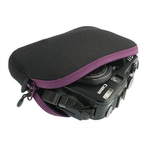 Travelling Light Padded Pouch - Medium-Sea to Summit-Berry-Uncle Dan's, Rock/Creek, and Gearhead Outfitters