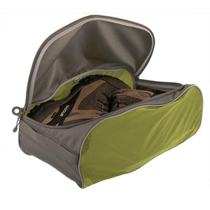 Travelling Light Shoe Bag - Large-Sea to Summit-Lime Green-Uncle Dan's, Rock/Creek, and Gearhead Outfitters