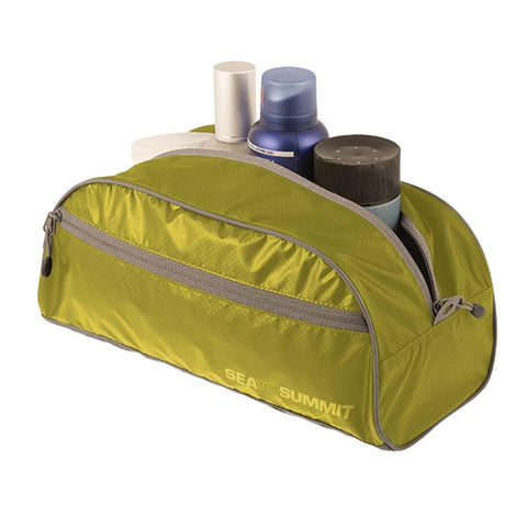 Travelling Light Toiletry Bag - Large-Sea to Summit-Pacific Blue-Uncle Dan's, Rock/Creek, and Gearhead Outfitters