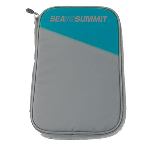 Travelling Light Travel Wallet RFID-Medium-Sea to Summit-Blue-Uncle Dan's, Rock/Creek, and Gearhead Outfitters