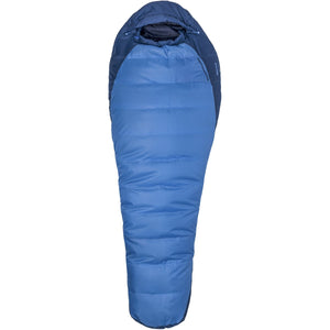Trestles 15 Sleeping Bag-Marmot-Cobalt Blue Blue Night-Left-Uncle Dan's, Rock/Creek, and Gearhead Outfitters
