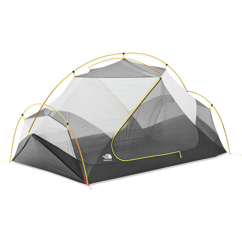 Triarch 2 Tent-The North Face-Canary Yellow/High Rise Grey-Uncle Dan's, Rock/Creek, and Gearhead Outfitters