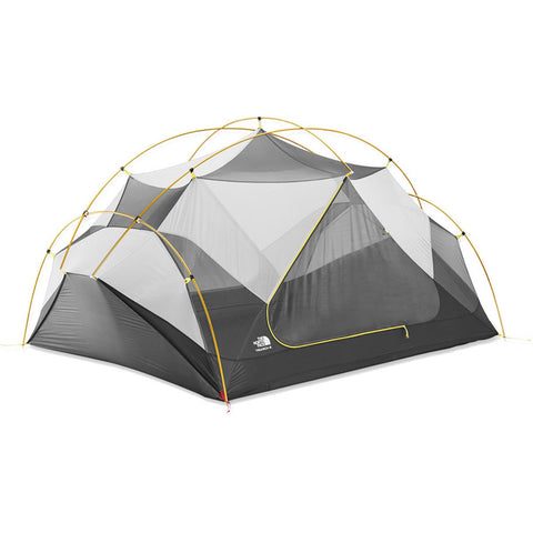 Triarch 3 Tent-The North Face-Canary Yellow/High Rise Grey-Uncle Dan's, Rock/Creek, and Gearhead Outfitters