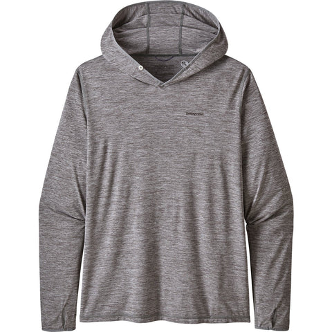 Men's Tropic Comfort Hoody II-Patagonia-Feather Grey-L-Uncle Dan's, Rock/Creek, and Gearhead Outfitters