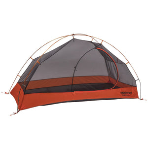 Tungsten 1P Tent-Marmot-Blaze/Steel-Uncle Dan's, Rock/Creek, and Gearhead Outfitters