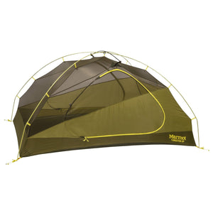 Tungsten 2P Tent-Marmot-Green Shadow/Moss-Uncle Dan's, Rock/Creek, and Gearhead Outfitters