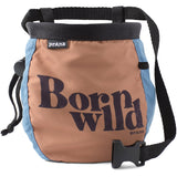 Graphic Chalk Bag with Belt-prAna-Born Wild-O/S-Uncle Dan's, Rock/Creek, and Gearhead Outfitters