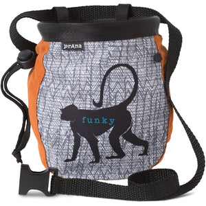 Graphic Chalk Bag with Belt-prAna-Russet Monkey-O/S-Uncle Dan's, Rock/Creek, and Gearhead Outfitters