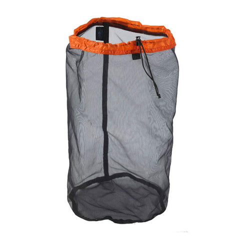 Ultra-Mesh Stuff Sack - S / 6.5L-Sea to Summit-Orange-Uncle Dan's, Rock/Creek, and Gearhead Outfitters