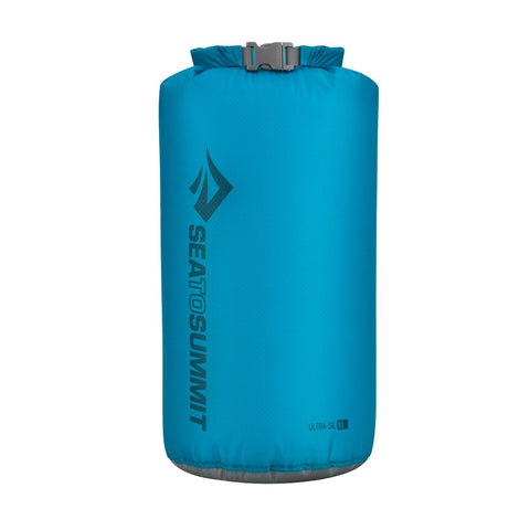 Ultra-Sil Dry Sack - 8L-Sea to Summit-Pacific Blue-Uncle Dan's, Rock/Creek, and Gearhead Outfitters